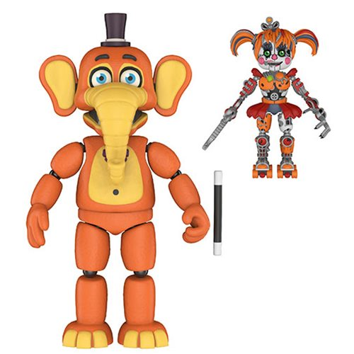 Five Nights at Freddy's: Pizza Simulator Orville Elephant 5-Inch Action Figure