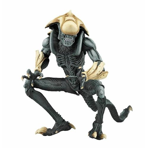 Alien vs Predator Xenomorph Arcade Version Chrysalis Alien Action Figure, Not Mint