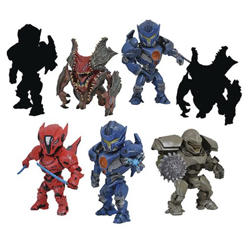 Pacific Rim 2 D-Formz Mini-Figure Random 4-Pack