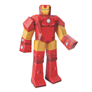 Iron Man 12-Inch Marvel Blueprints Papercraft