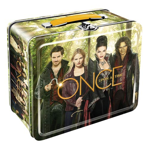 Once Upon a Time Large Fun Box Tin Tote