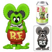 Rat Fink Vinyl Soda Figure