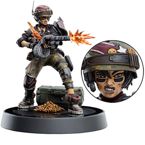 Borderlands 3 Moze Figures of Fandom Statue, Not Mint