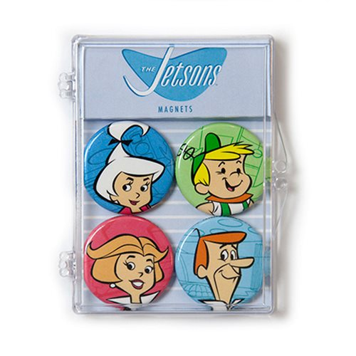 Hanna-Barbera The Jetsons Magnets