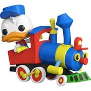 Disneyland Casey Jr. Engine with Donald Duck Pop! Train