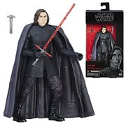 Star Wars The Black Series Kylo Ren The Last Jedi 6-Inch Action Figure, Not Mint