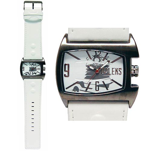 Doctor Who Dalek Adult Analog Watch