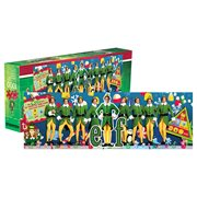 Elf 1,000-Piece Slim Puzzle