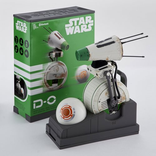 Star Wars D-O Interactive Droid Electronic Toy
