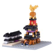Japanese Festival Car Nanoblock Constructible Figure