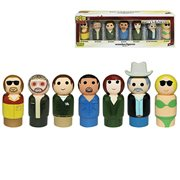 The Big Lebowski Pin Mate Wooden Figure Set of 7 - Convention Exclusive