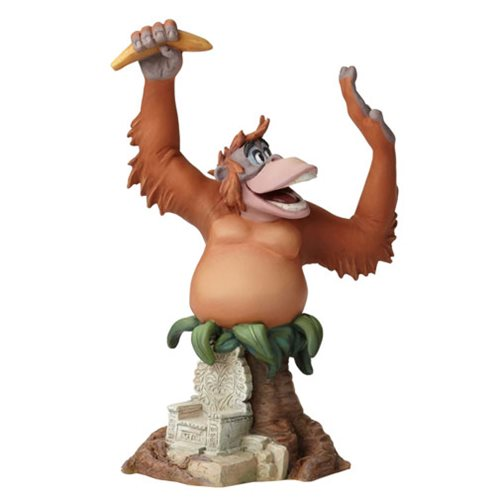 The Jungle Book King Louie Grand Jester Mini-Bust