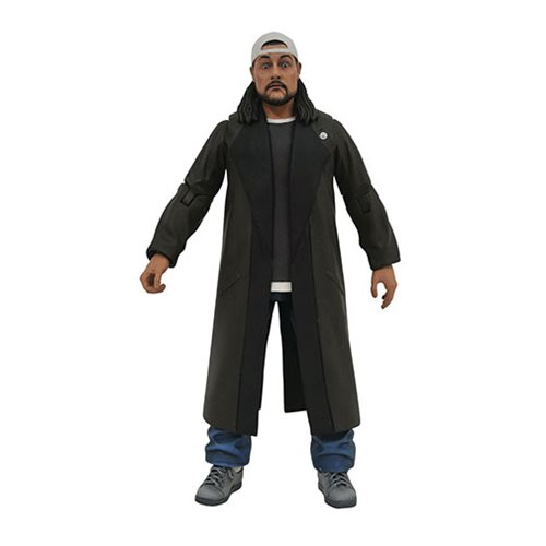 Jay and Silent Bob Reboot Select Bob Action Figure, Not Mint