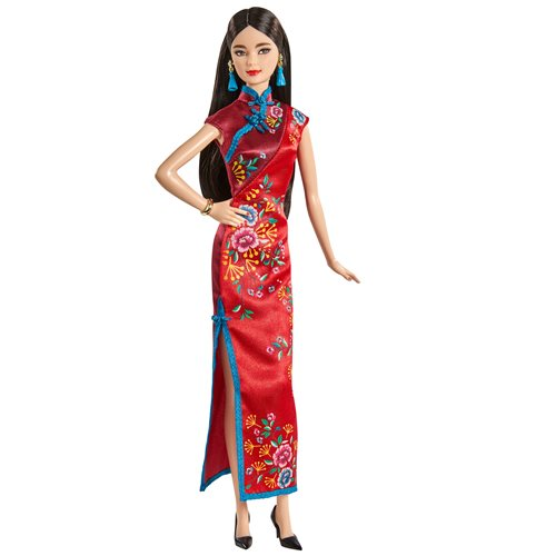 Barbie Lunar New Year Doll