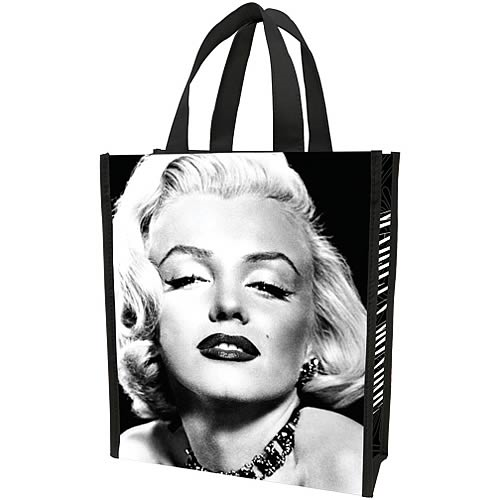 Marilyn Monroe Small Reusable Shopping Tote