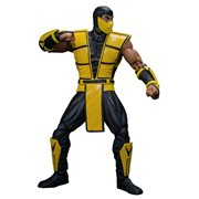 Mortal Kombat 3 Scorpion 1:12 Scale Action Figure
