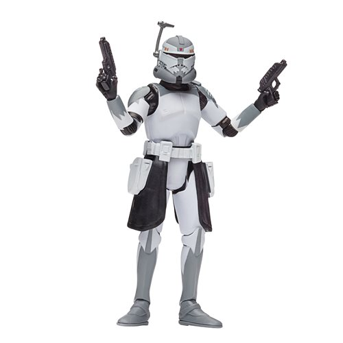 Star Wars The Vintage Collection Clone Commander Wolffe 3 3/4-Inch Action Figure