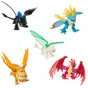 DreamWorks Dragons Action Figure with Accessory Case