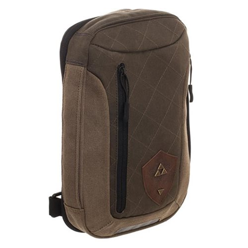 Legend of Zelda Vintage Rustic Hip Sling Pack - Entertainment Earth c71197ddbfc4c