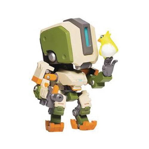 Overwatch Colossal Cute but Deadly Bastion 8-Inch Vinyl Figure
