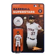 Major League Baseball Modern Jose Altuve (Houston Astros) 3 3/4-Inch ReAction Figure