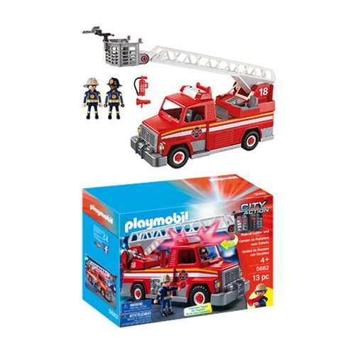 Playmobil 5682 Rescue Ladder Unit