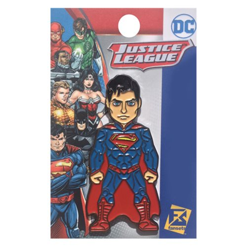 DC Comics Superman The New 52 Pin