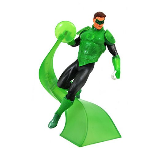 DC Comic Gallery Green Lantern Statue