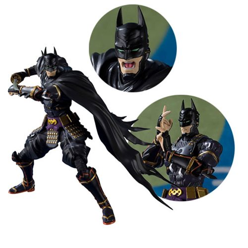 Batman Ninja Ninja Batman SH Figuarts Action Figure, Not Mint