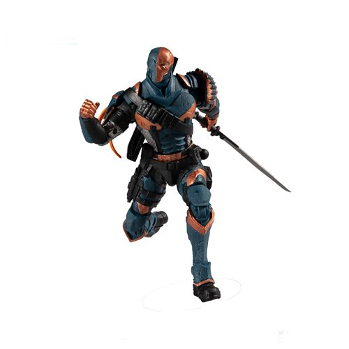 DC Gaming Wave 2 Arkham Origins Deathstroke 7-Inch Action Figure