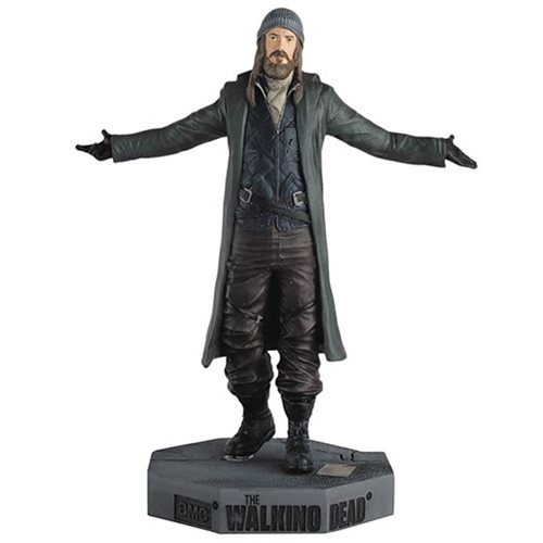 The Walking Dead Jesus Figurines with Collector Magazine #30