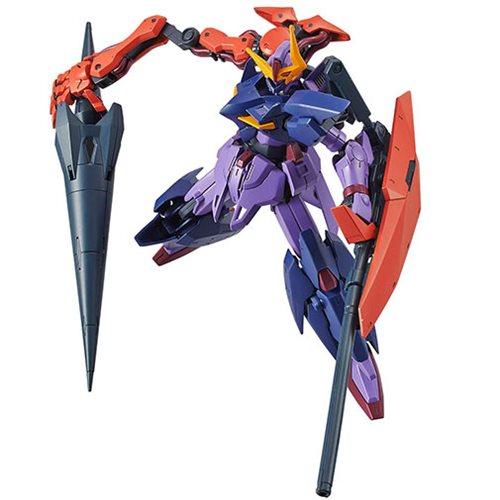 Gundam Build Divers #9 Gundam Seltsam HGBD 1:144 Scale Model Kit