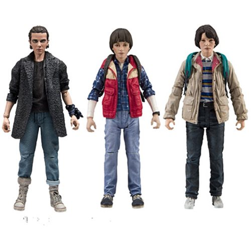 Stranger Things Series 3 Action Figure Set