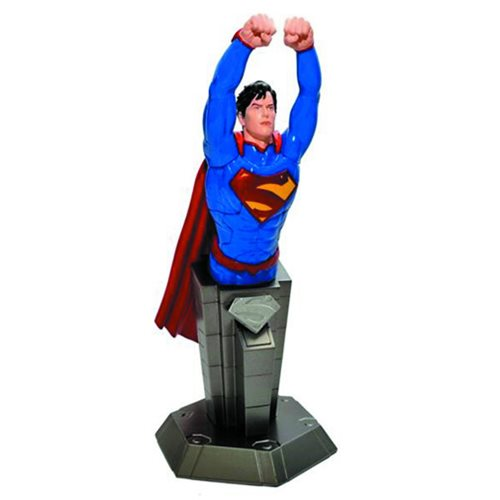 DC Heroes Superman Action Mode 3D Puzzle