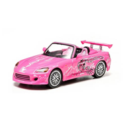 2 Fast 2 Furious Movie Honda S2000 1:43 Scale Die-Cast Metal Vehicle