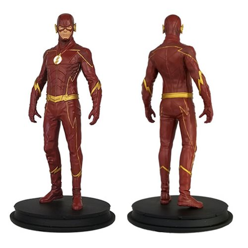 Flash TV Season 4 Statue - Previews Exclusive