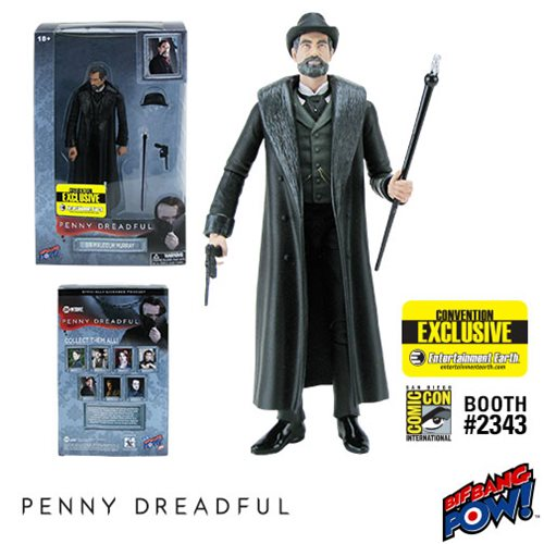Penny Dreadful Sir Malcolm 6-Inch Action Figure - Convention Exclusive