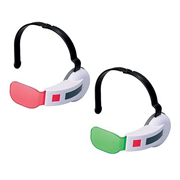 Dragon Ball Z Soundless Scouter Set