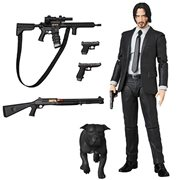 John Wick 2 MAFEX Action Figure