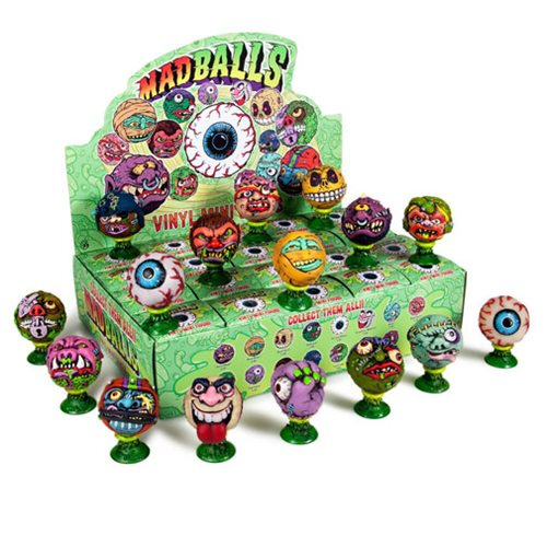 Madballs Mini-Figure Display Tray