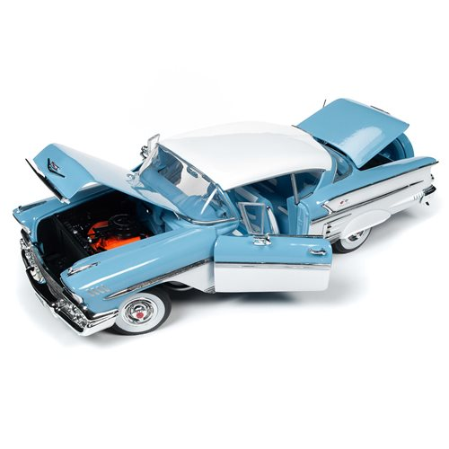 1958 Chevy Bel Air Impala 1:18 Scale Die-Cast Vehicle