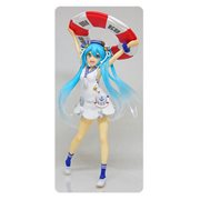 Vocaloid Hatsune Miku Original Summer Dress Version Statue