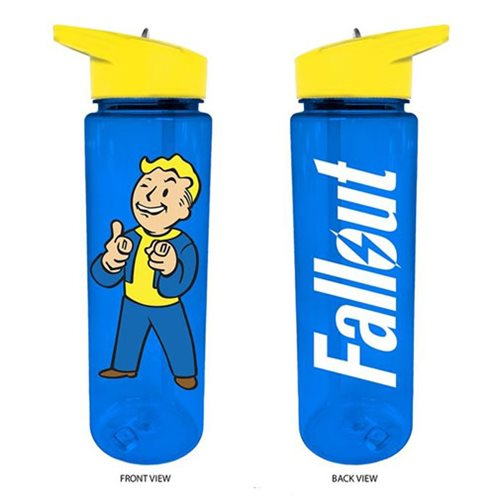 Fallout Charisma Water Bottle
