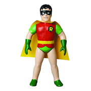 Batman Classic 1966 TV Series Robin Sofubi Vinyl Figure