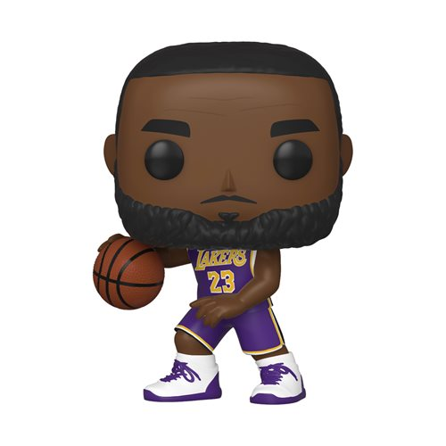 NBA Lakers Lebron James Pop! Vinyl Figure