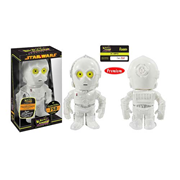 Star Wars K-3PO Hikari Sofubi Vinyl Figure, Not Mint