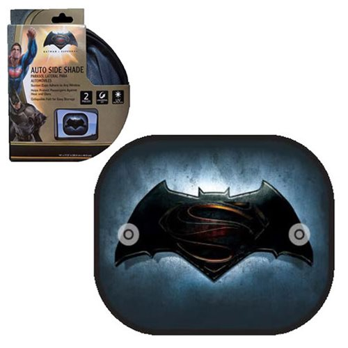 Batman v Superman: Dawn of Justice 2-Piece Side Window Mesh Sunshade