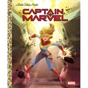 Captain Marvel Little Golden Book