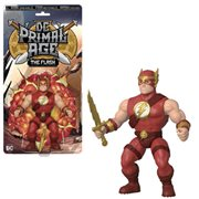 The Flash Primal Age Action Figure