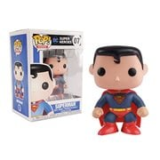 Superman Pop! Heroes Vinyl Figure, Not Mint